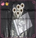 Sacchetti a gettare di plastica materiali del congelatore del PE