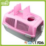 Клетка новой конструкции портативная и удобная любимчика собаки несущей (HN-pH430)