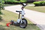 Vespa eléctrica de 10 ruedas de la pulgada 500With800W 3 con el asiento