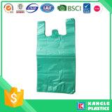 t-셔츠는 소매 비닐 봉투를 실행한다