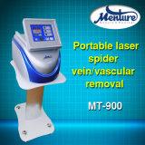 Máquina de alta freqüência eficaz do Portable da remoção da veia da aranha