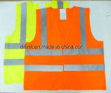 Het Vest van de veiligheid met Weerspiegelende Band voor Workwear (DFV1007)