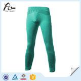 Pantalones largos de la ropa interior termal de la capa baja del hombre de la manera