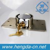 HOCKEY-Kobold-Verschluss verstecktes Fessel-Vorhängeschloß der Qualitäts-73mm runder Stahl(YH9600)