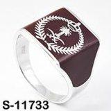 2015 anel de prata do homem da jóia 925 da forma (S-10846, S-7298, S-9925R, S-9924, S-11080, S-11733)