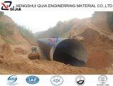 De golf Pijp van de Tunnel van het Staal van de Fabriek van 10 Jaar