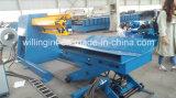 自動油圧Decoiler 10トンはのための機械を形作ることを冷間圧延する