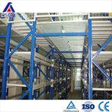 中国の製造業者の広く利用されたマルチ水平な中二階ラック