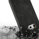 Tampa protetora do telefone de couro macio super retro para a galáxia S7 de Samsung