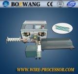 El doble ata con alambre el corte automatizado modo del alambre, eliminando y torciendo la máquina