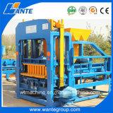 Cheio-Auto linha da máquina de fatura de tijolo do cimento Qt10-15, lista de preço do bloco de cimento que faz a máquina