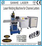 Máquina e maquinaria automáticas novas de soldadura do laser para letras de canaleta dos anúncios