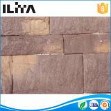 Mattonelle di pietra di marmo artificiali del rivestimento del muro di mattoni di arte (YLD-32002)