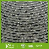 Isolação de folha de alumínio com bolhas duplas