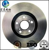 Disques exhalés de frein pour les véhicules ISO9001 de BMW