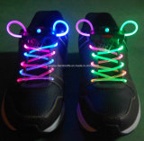LED Shoelace Stopperの上の子供Silicone Light
