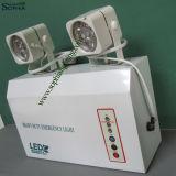 Le jumeau neuf de haute énergie de 12V9ah 7W dirige la lumière Emergency de DEL avec le contrôleur éloigné