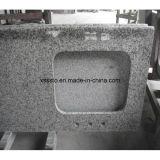 Tapas de la vanidad del granito G655 para la cocina