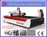 Новый тип! Автомат для резки лазера волокна для цены Китая металла