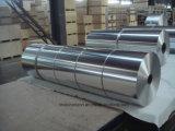 Trempe de 8011 O 9 microns de 200mm de largeur de roulis de papier d'aluminium