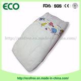 通気性の背部シートが付いている等級OEM Peaudouceの使い捨て可能で安い赤ん坊のおむつ
