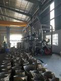 Ligne de machine de production de profil de PVC Marbleization de Computered