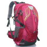 O curso da forma Backpacks o saco dos esportes para ao ar livre
