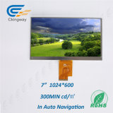 7 인치 40 Pin Lvds 공용영역 LCD 디스플레이