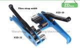 Bande de fibre de polyester/tendeur manuels bande de fibres de verre (JPQ32)