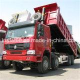 De Vrachtwagen van de Stortplaats HOWO (ZZ3317N3867W)