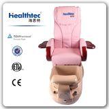 Couverture intelligente de cuir de massage de Shiatsu d'offre initiale utilisée pour la présidence de Pedicure