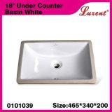 Штока низкой цены фарфора тазик Uner Handwash классицистический