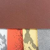 El cuero 2017 del PVC para varía bolas incluyendo el balompié, baloncesto. Balonmano, voleibol