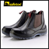 Women Ladies Steel Toe Safety Shoes Footwear Design를 위한 유행 브라운 Safety Boots