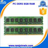 Польностью совместимые 1.5V 1600MHz PC3-12800 продают DDR3 оптом 8GB