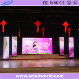 Hotsale Indoor/Outdoor Full Color Rental Sterben-Cast LED Display Screen Panel für Video Wall für Advertizing (P3.91, P4.81, P6.25)