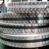 1050 de Geruite Rol van het aluminium voor Vloer