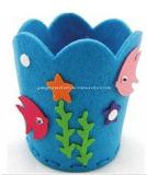 Uitrustingen van de Ambacht van kinderen de Kleurrijke Leuke DIY Gevoelde