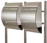 Caja clásica del acero inoxidable (HS-MB-021)