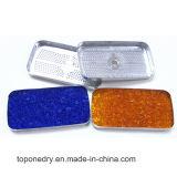 dióxido de silicio coloidal desecante reutilizable de 40g Hydrosorbent (anaranjado y azul)