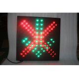 私道の表示燈LEDの警告の交通信号ライト
