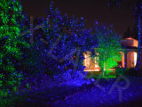 Pool Tree House DecorationのためのGreen&Blue Color Outdoor Elf Light