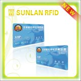 Slimme Kaart zonder contact/de Slimme Plastic Kaart van het Contact