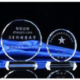 Regalos exclusivos premios de cristal trofeo de la Copa por encargo