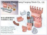 Parti di rame per macchinario tramite Forging