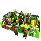Commerical를 위한 대중적인 Customized Trampolline Indoor Playground