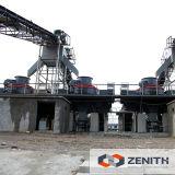 chaîne de production de sable de la qualité 30-500tph à vendre