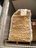 Sac enorme aéré pour des pommes de terre d'emballage, oignons,