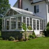 Da casa de alumínio da luz solar do vidro laminado Sunroom de alumínio (FT-S)