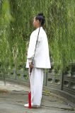 Le ressort à haute teneur des hommes de Chi de Wudang Tai et les systèmes liquides d'automne chauffent plus le vêtement épais de coton